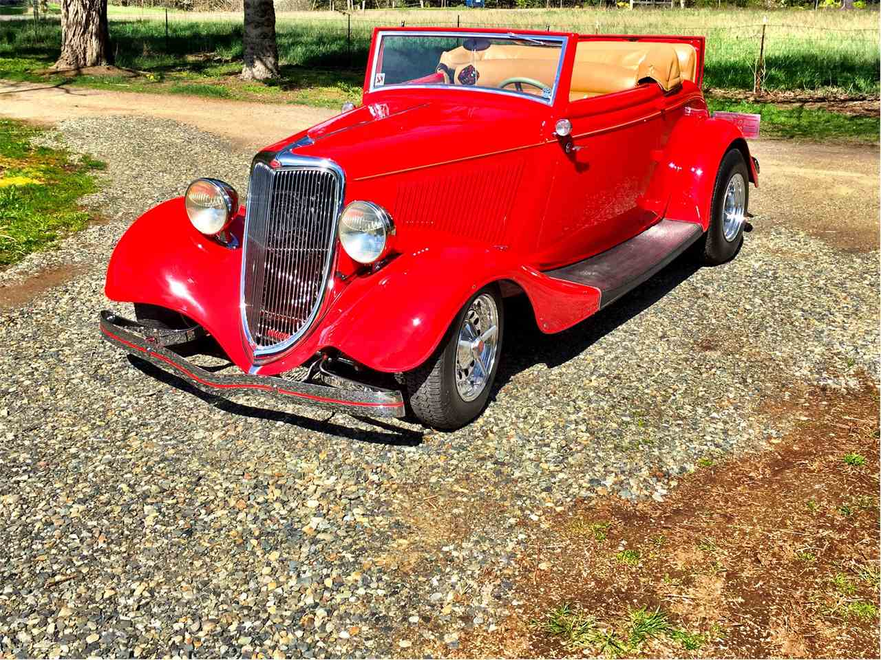 Large Picture of '34 Cabriolet - MRLT