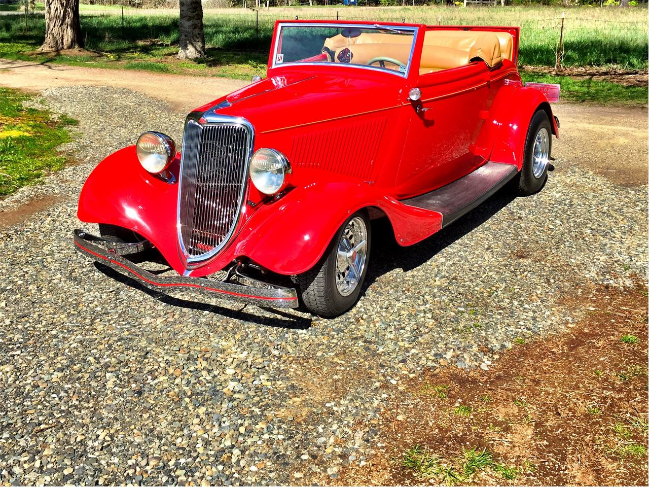 Large Picture of 1934 Ford Cabriolet located in Washington - $60,000.00 - MRLT