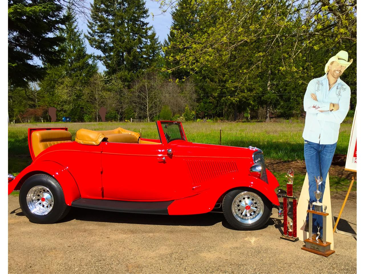 Large Picture of Classic '34 Ford Cabriolet - $60,000.00 Offered by a Private Seller - MRLT