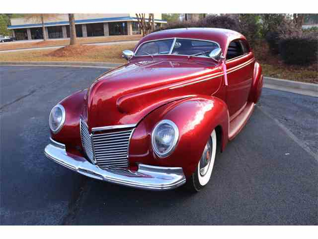Picture of '39 Mercury X3 Coupe - MPX3