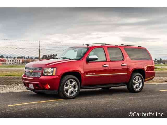 Picture of '14 Suburban - MROM