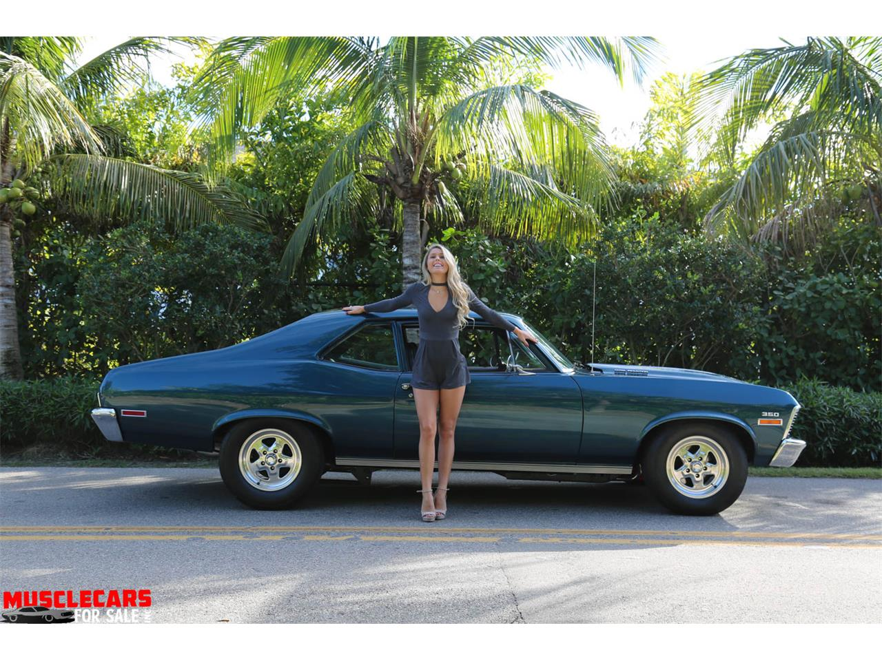 1971 Chevrolet Nova Ss For Sale Classiccars Com Cc 1062345