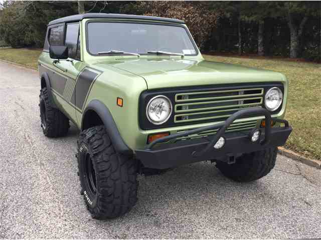 Picture of '72 Scout - MRQ0