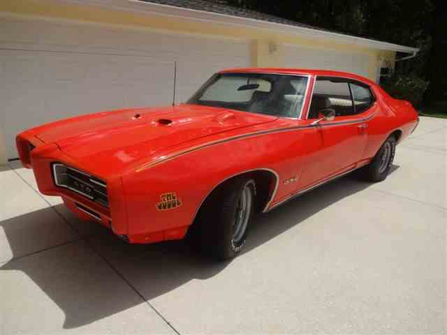 Picture of 1969 GTO located in Florida - MRQ4