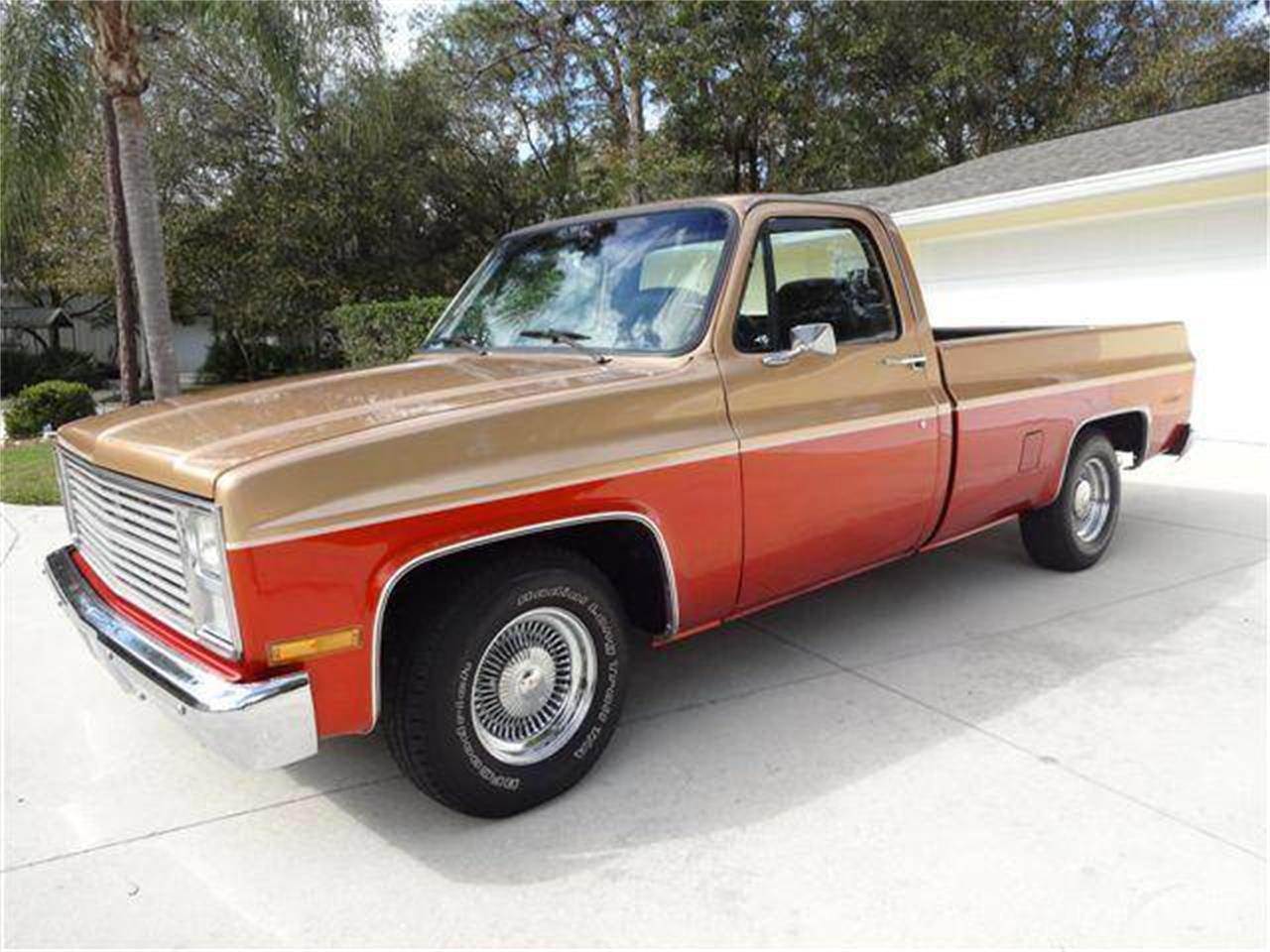 1986 Chevrolet C10 For Sale Classiccars Com Cc 1062380
