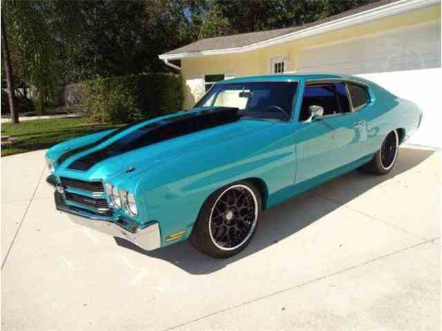Picture of '70 Chevelle - MRQR