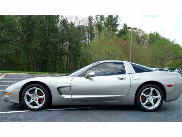 Picture of '02 Corvette - MRRC