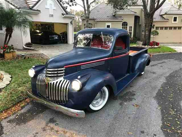 Picture of '46 Pickup - MRRI