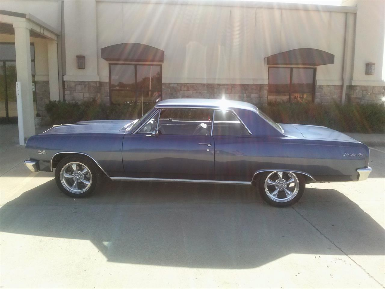 Large Picture of '65 Chevrolet Malibu SS - $32,500.00 Offered by a Private Seller - MQ37