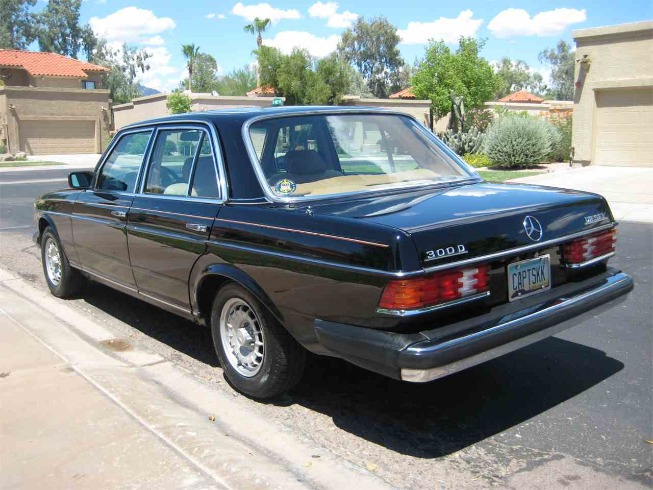 Large Picture of 1980 Mercedes-Benz 300D - MRS0