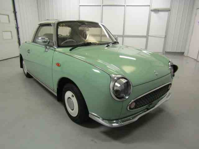 Picture of '91 Figaro located in Virginia - $13,914.00 Offered by Duncan Imports & Classic Cars - MRT5