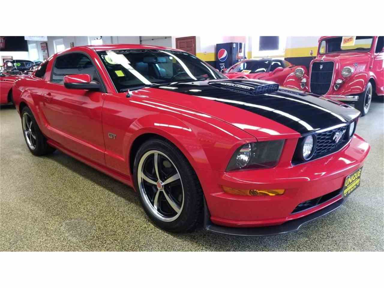 2006 ford mustang gt roushcharged coupe for sale cc 1062485. Black Bedroom Furniture Sets. Home Design Ideas