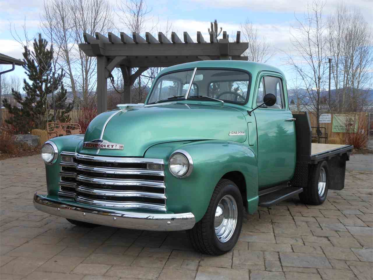 1950 chevrolet 1500 for sale cc 1062667. Black Bedroom Furniture Sets. Home Design Ideas