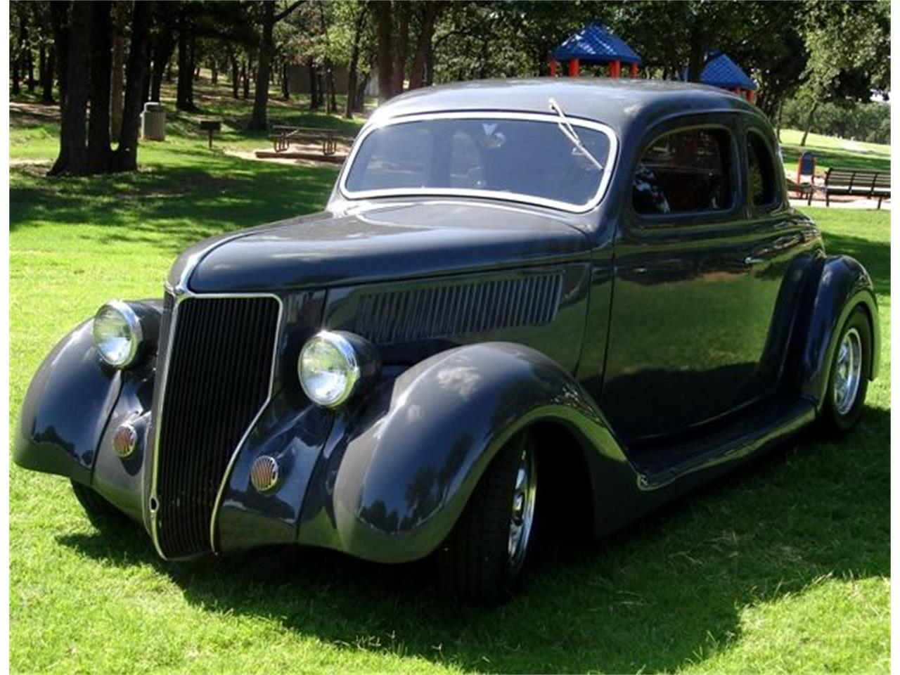 Large Picture of '36 5-Window Coupe - MQ3W