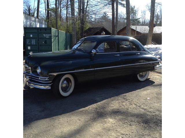 Picture of Classic 1950 Standard Eight located in Arundel Maine Offered by  - MRZ3