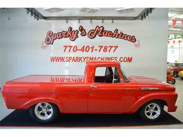 Picture of '62 F100 located in Loganville Georgia - $39,900.00 Offered by  - MRZG