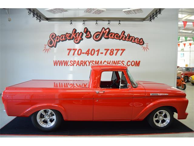Picture of Classic 1962 F100 located in Georgia Offered by  - MRZG