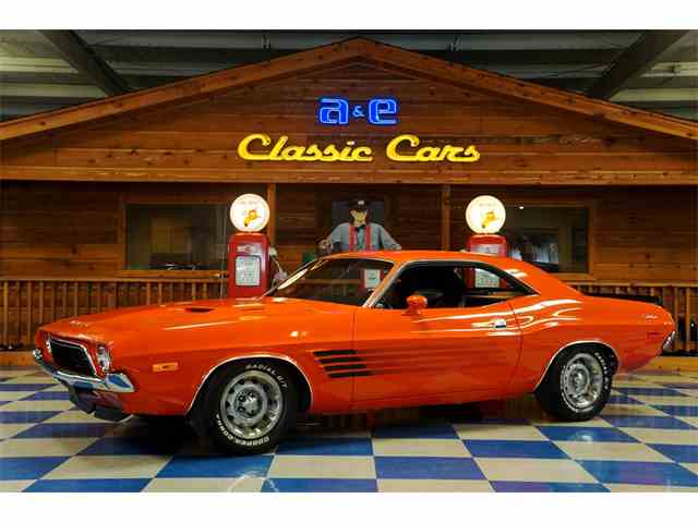 Picture of '72 Challenger - $44,900.00 Offered by A&E Classic Cars - MRZI