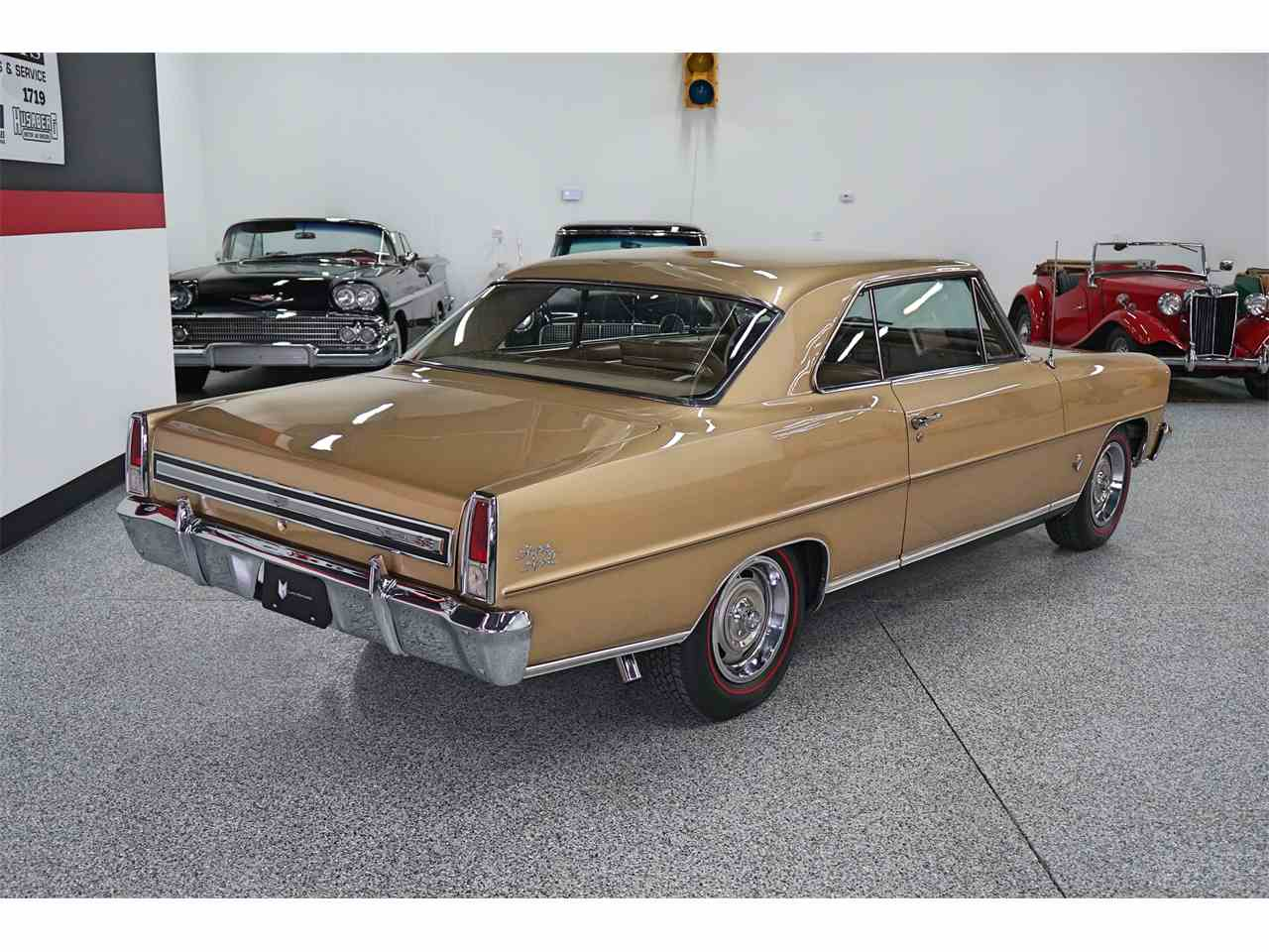 1967 chevrolet nova ss for sale cc 1062703. Black Bedroom Furniture Sets. Home Design Ideas