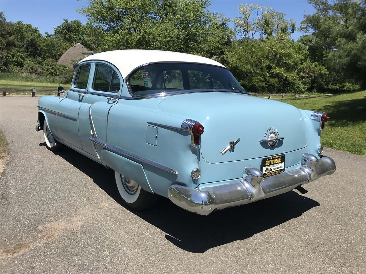 Large Picture of '53 88 Deluxe located in New Jersey Offered by a Private Seller - MRZN