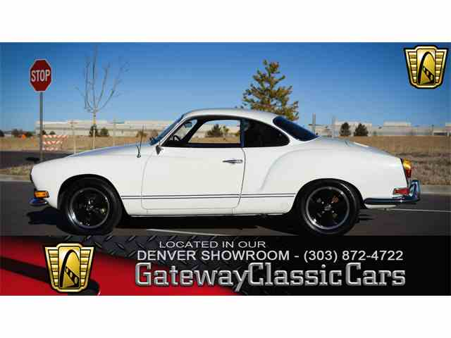 Picture of '71 Karmann Ghia - MQ41