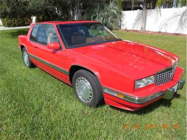 Picture of 1991 Eldorado located in FLORIDA Auction Vehicle Offered by Premier Auction Group - MS0A