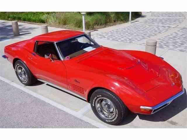 Picture of '72 Corvette - MS0B