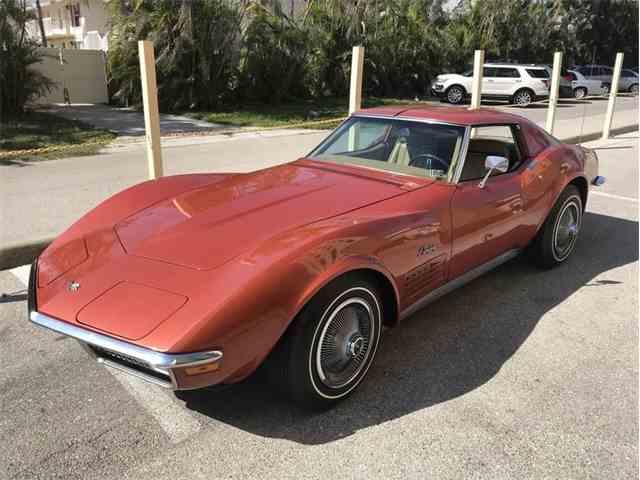 Picture of '70 Corvette - MS0E