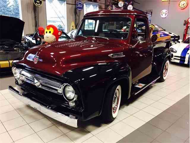 Picture of '54 F100 - MS0J