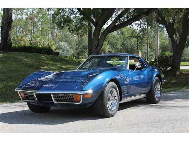 Picture of '72 Corvette - MS0N
