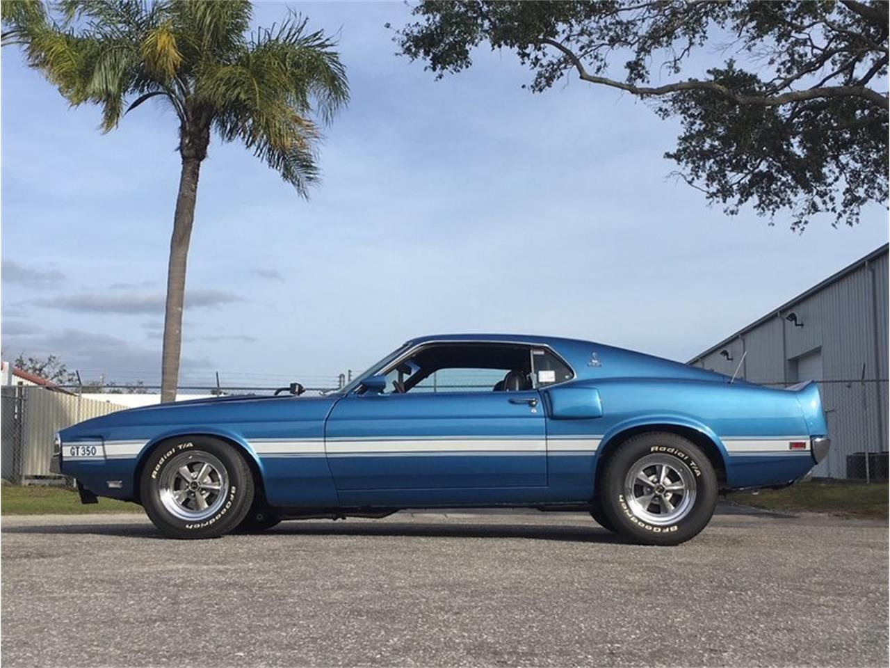 Large Picture Of 69 Mustang Shelby Gt350 Fastback Ms1d