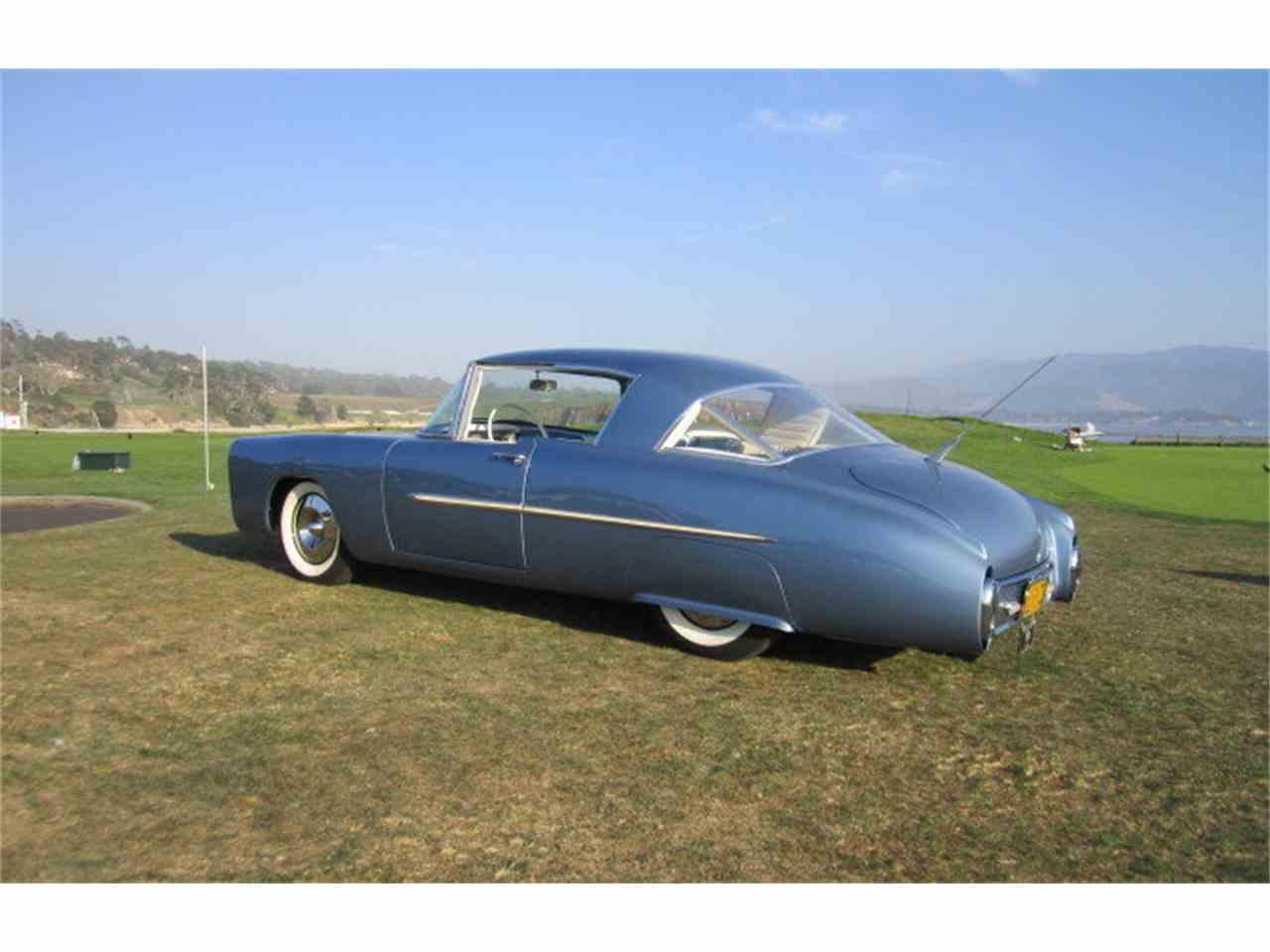 1950 mercury prototype leo lyons coupe for sale cc 1062782. Black Bedroom Furniture Sets. Home Design Ideas