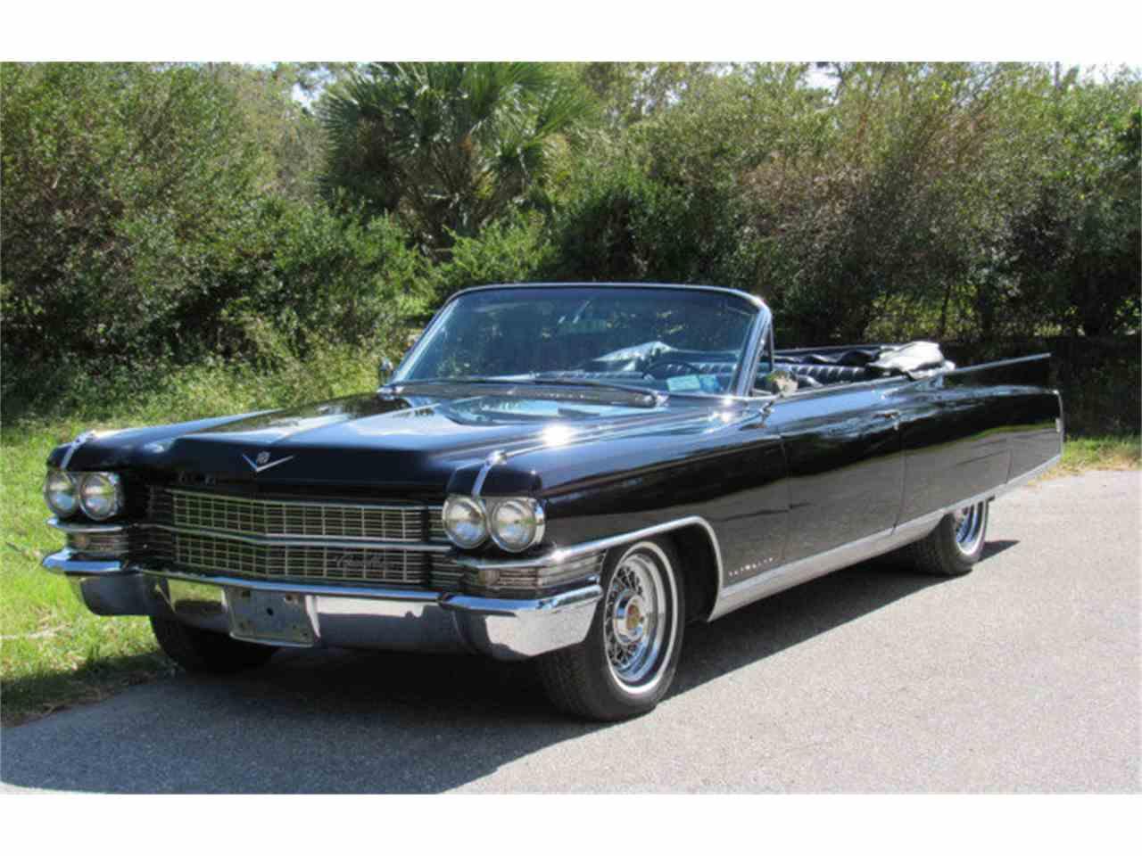 1963 Cadillac Eldorado for Sale | ClicCars.com | CC-1062783
