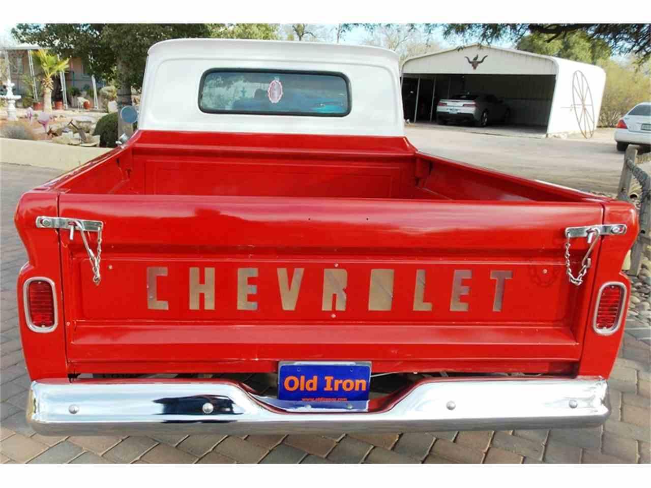 Auto For Sale Tucson Az: 1965 Chevrolet C10 For Sale
