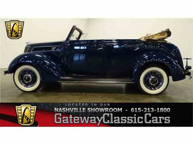 Picture of 1937 Ford Phaeton located in La Vergne Tennessee Offered by  - MQ48