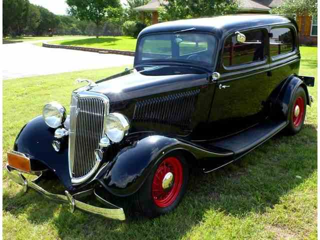 Picture of '34 Ford Tudor - $64,500.00 - MS29