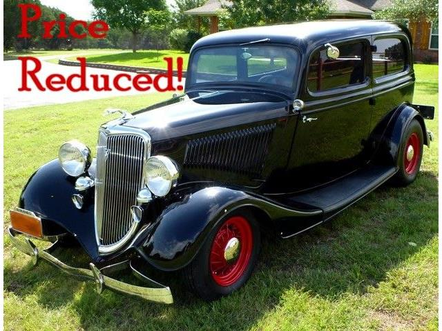Picture of Classic 1934 Ford Tudor - $56,500.00 - MS29