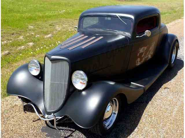 Picture of Classic '34 Ford 3-Window Coupe - MS2D