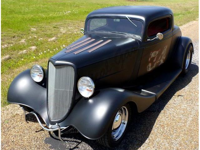 Picture of '34 3-Window Coupe - MS2D