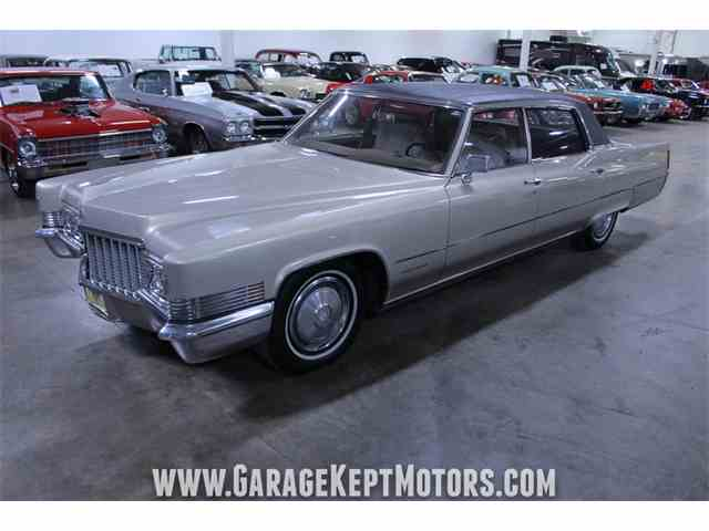 Picture of '70 Fleetwood Brougham - MS2L