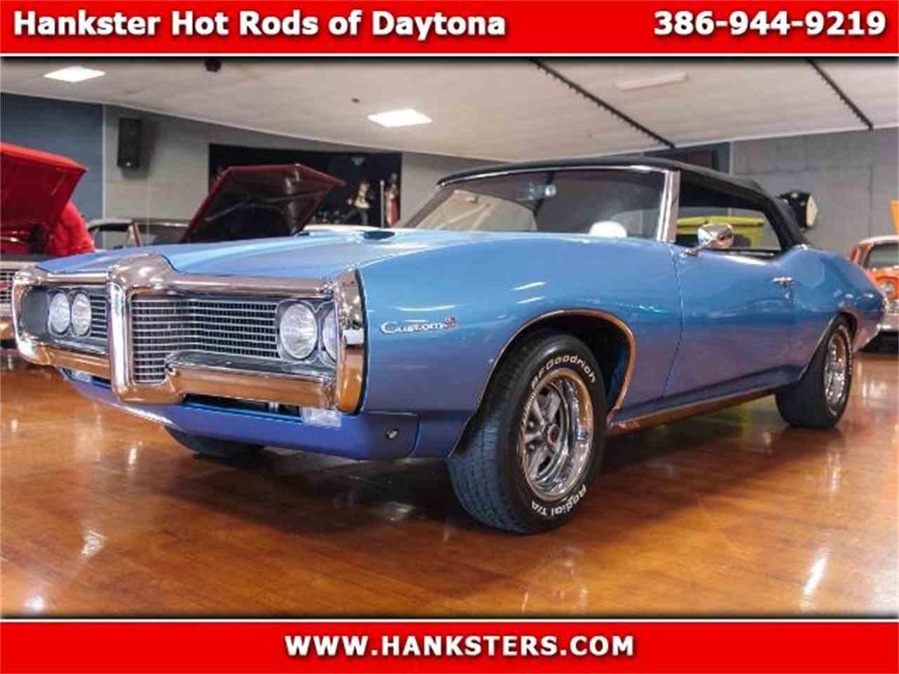 1969 Pontiac Tempest for Sale   ClassicCars.com   CC-1062814