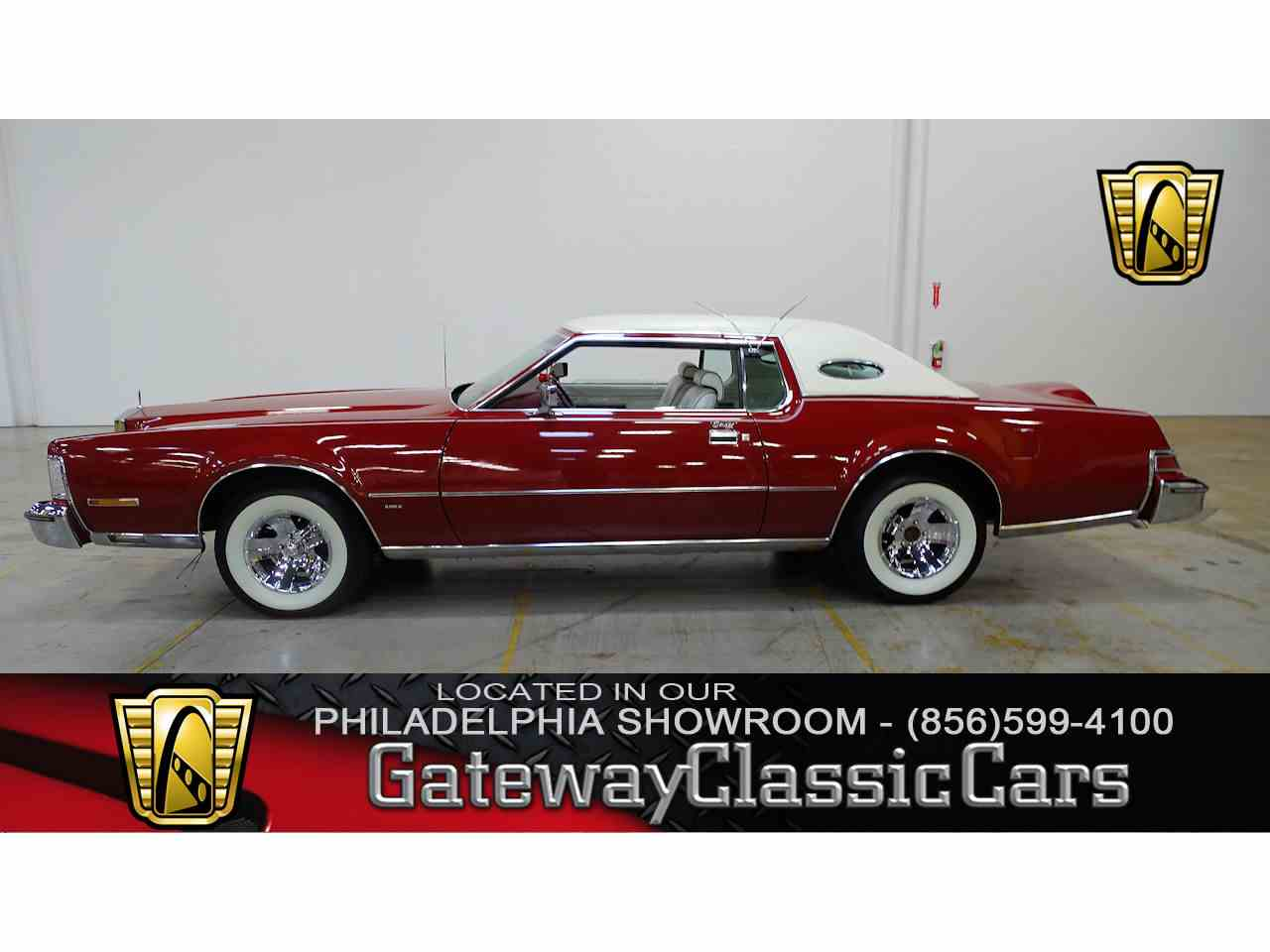 1975 Lincoln Continental for Sale | ClassicCars.com | CC-1062837