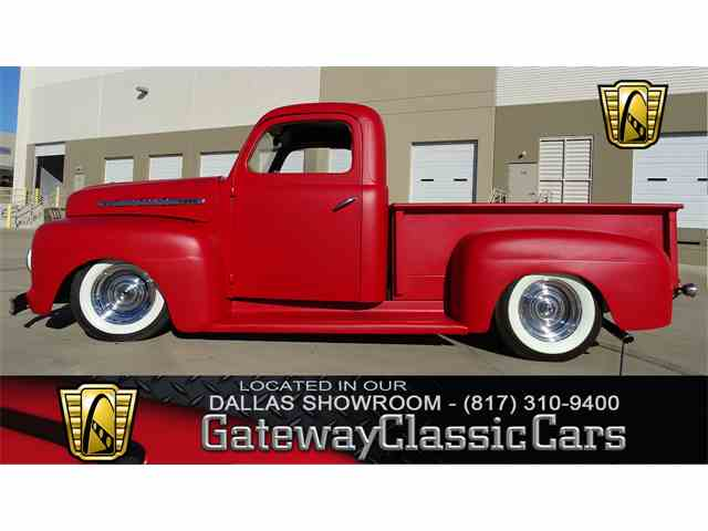 Picture of Classic '51 Ford F1 located in DFW Airport Texas - $36,995.00 - MS3N