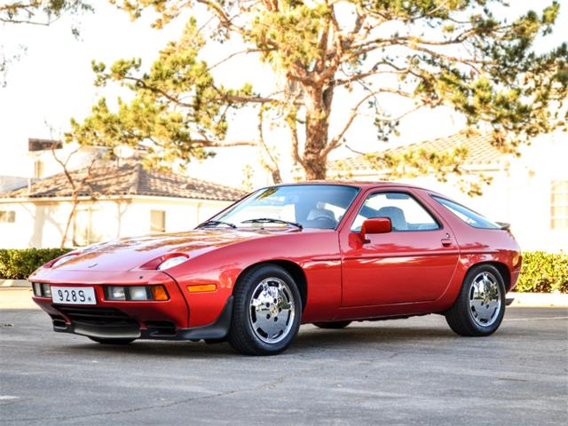 Picture of '84 Porsche 928 - $29,500.00 Offered by  - MS45