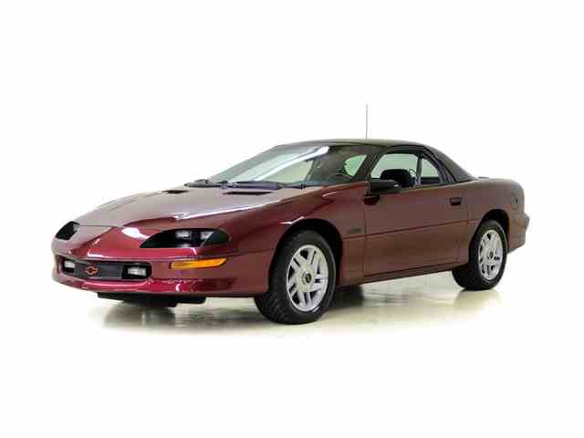Picture of 1993 Chevrolet Camaro Z28 located in Concord North Carolina Offered by  - MS48
