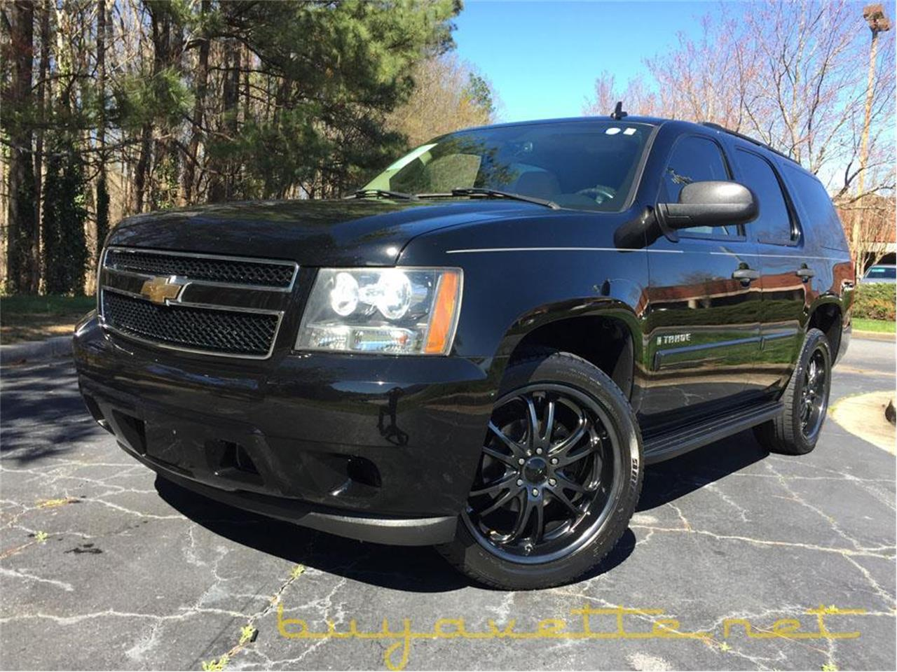 Large Picture Of 08 Tahoe Ms4h