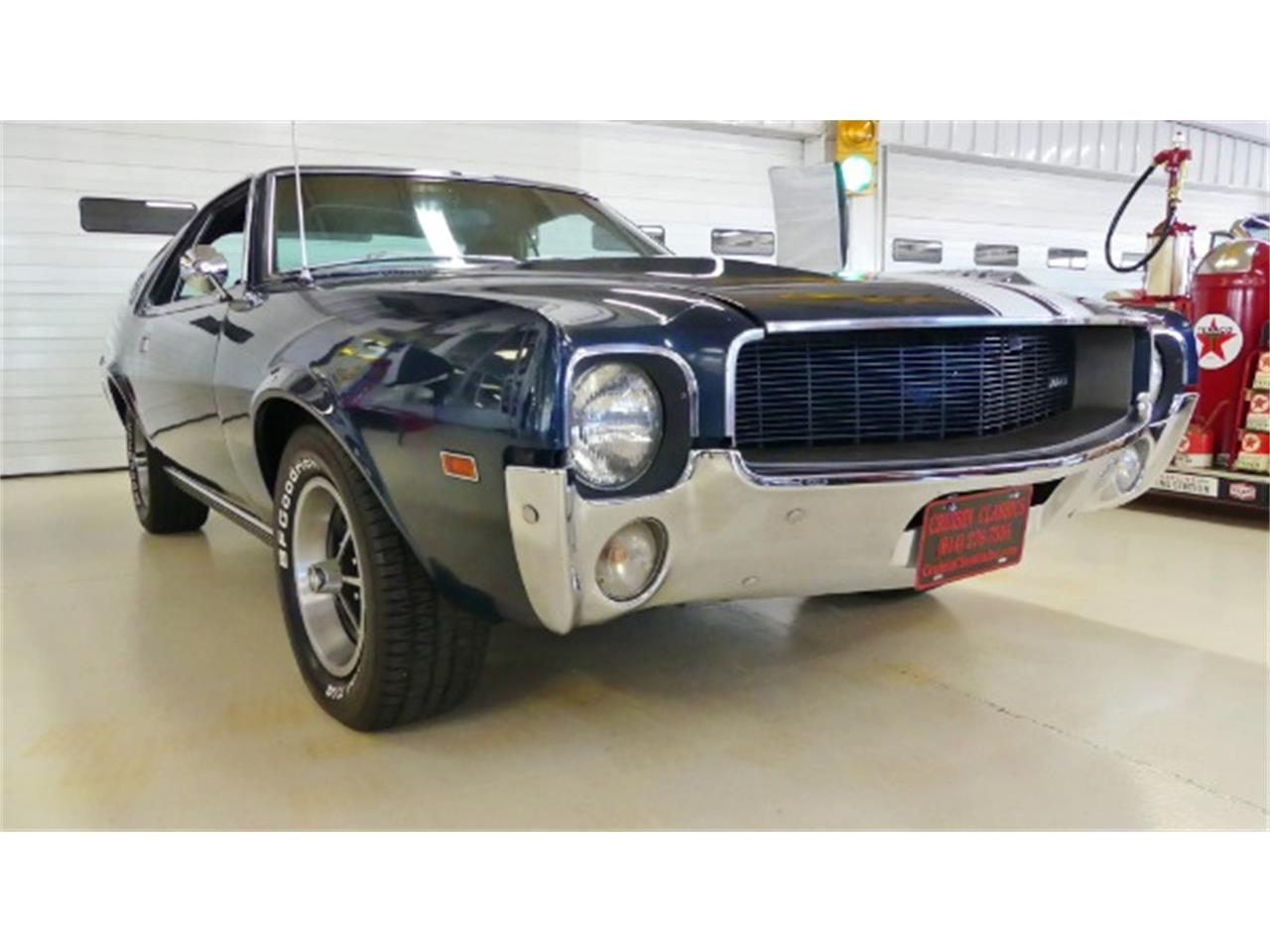 1968 Amc Amx For Sale Cc 1062895 Tachometer Wiring Diagram Large Picture Of 68 Ms4v