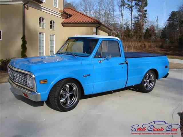 Picture of '72 C/K 10 - MS4Y