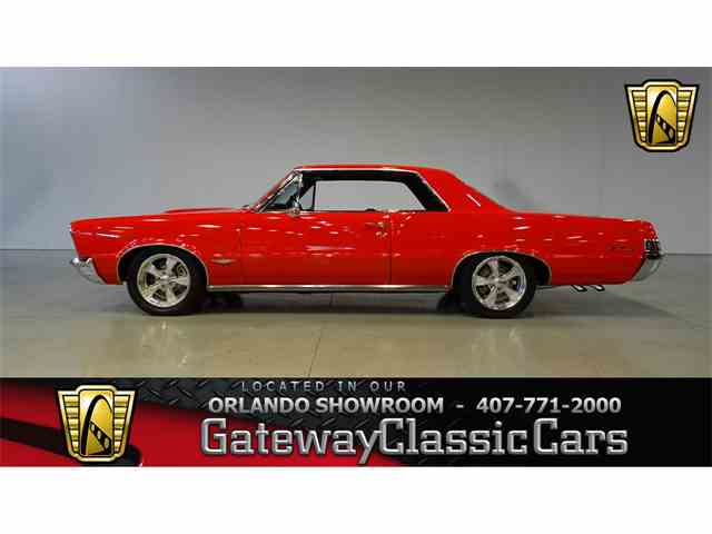 Picture of Classic 1965 GTO located in Lake Mary Florida - $59,000.00 - MQ4I