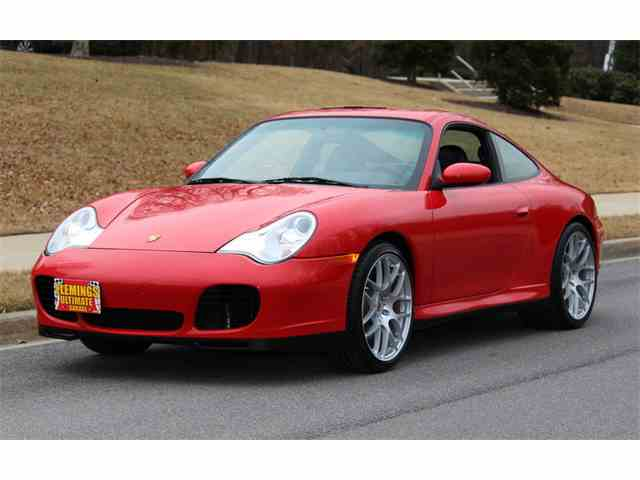 Picture of '04 911 Carerra 4S - MS51